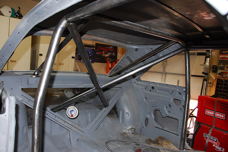 Dodge Dart 12 Point Roll Cage