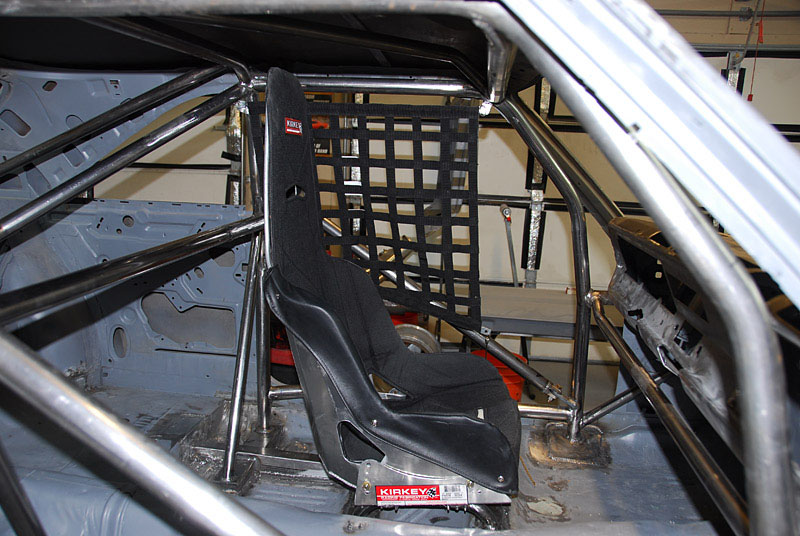 Racing In Car >> Dodge Dart 12 point roll cage