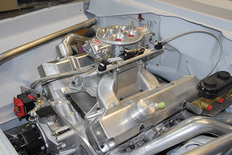Dodge Dart Fuel System